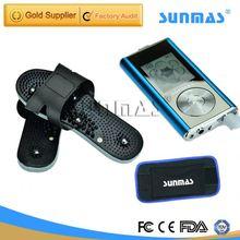 Sunmas SM9168 FDA wholesale medical equipment green foot massage
