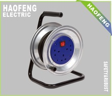 UK extension cable reel ,wiring: H05W-F 3G1.5