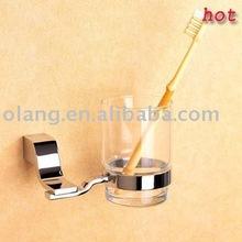 Brass Bathroom Accessories set- Cup & Tumbler Holder
