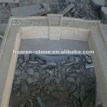 stone door frame
