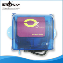 200mg/hr Output Bathtub parts Ozone Generator