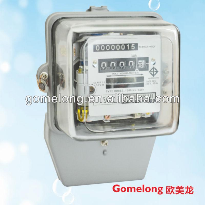 Dd28/dd283/dd284 kilo digital medidor de watts