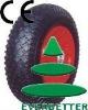 EBTRWBB007 solid rubber wheel 10x1.75