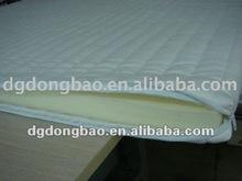 Memory foam mattress pad/hot sale memory foam mattress with removable cover /memory foam mattress topper