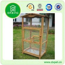 Wholesale wooden bird cage DXBC006