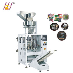dry fruit and vegetable pieces packing machines