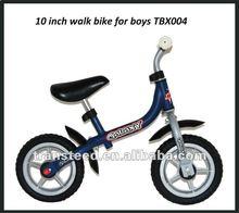 10 Inch Steel Walk Bike For Boys TBX004