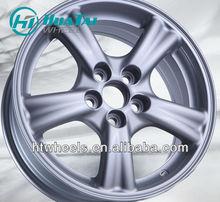 5x100 car alloy wheels rim