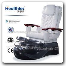 pretty salon chair pedicure spa chair model small table for manicure