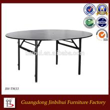 China modern folding Restaurant table
