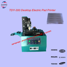 Electric Pad Date Printing Machine ,TDY-300 Electric pad date coder with cheapest price