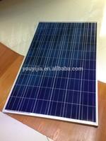 250w poly solar pv panel pv module TUV IEC61215 IEC61730 CEC FCC ISO CE
