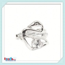 Beadsnice ID 22182 Sterling Silver Pendant Bail how to make jewellery