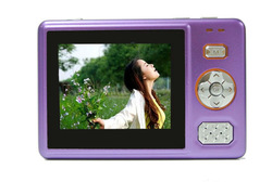 Cheapest digital camera with FM music player function DC 353C
