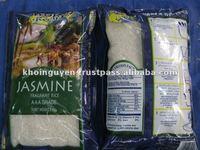 VIETNAM JASMINE WHITE LONG GRAIN RICE 5% BROKEN