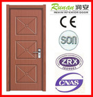 best price pvc interior wooden door