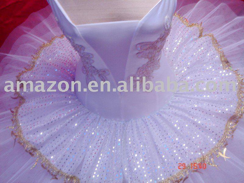 Clásico para adultos de ballet tutu adultos traje / traje de la danza / traje de ballet