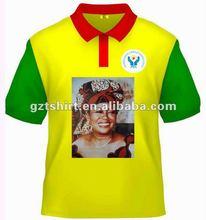 polo T-shirts ( AD T-shirts) printed advertising