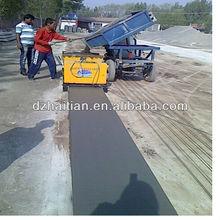 TW 180*900 vibration prestressed concrete hollow core slab forming machine