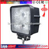led volvo truck headlight,40w/12v led work light,4x4 offroad work light 40w