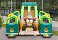 2014 дешевые коммерческие дворе надувные перемычек вышибала, города весело надувные парк для взрослых игр китай надувные препятствия( ot290)