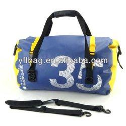 TPU waterproof duffel bag for motorcycle