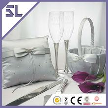 Design Decorative Platinum Wedding Collection Set
