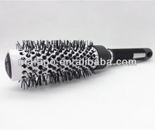rolling hair brush rotating electric hair brush/high temperature resistance