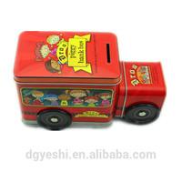 train shaped money box for kids