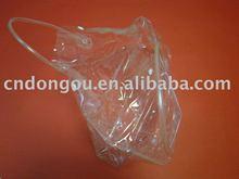 pvc gift packing bag
