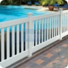 vinyl swimming pool fencing