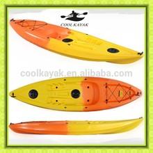 pedal de plástico barco canoa caiaque atacado mar caiaque de pesca