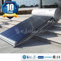 Ejai solar technology 150L Integrated non pressure solar energy water heater
