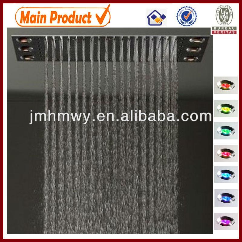 Dusche Bodengleich Selber Bauen : Led Dusche Decke : F?hrte dusche 360 500mm eingebettet decke