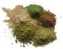 Ayurvedic Herbal Powders For Hair Care