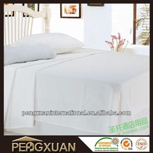 Plain white bed linen, bed cover, bed sheet, pillowcase