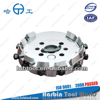 HELIX FORM face mill Cutters