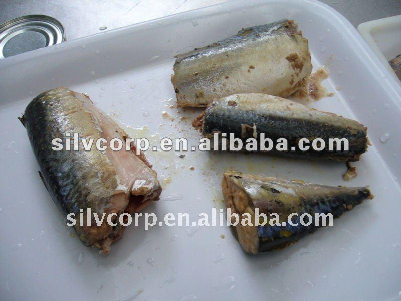 canned jack mackerel