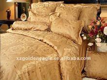 2015 Latest Jacquard Silk Bedding Sets Best Choice
