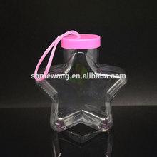 2014 new shape pet bottle for candy, blowing bottle