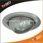 halogen die casting aluminium ceiling spot light covers