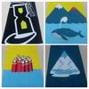 china supply 100% cotton printed beach towels wholesale bulk