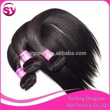 5A Grade Cheap 100% Straight Remy Raw Unprocessed Malaysian Virgin Hair