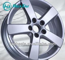 5x100 VW car Alumi wheels