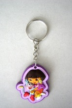 High quality custom promotion keychain