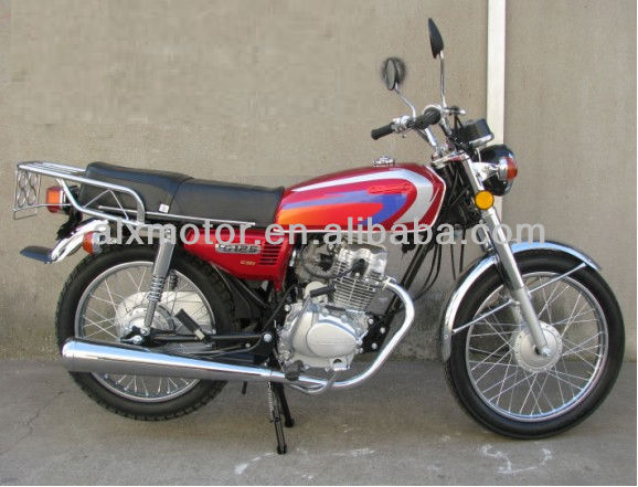 CG 125 Motorcycle with lifan engine