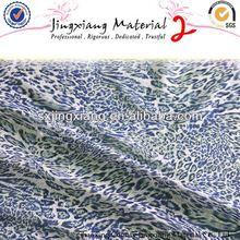 2013 Shaoxing 100% Polyester Chiffon Fabric For plus size chiffon pant suits