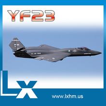YF23 remote control jet plane