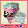 BLC012 Factory direct printed polyester 100 blanket