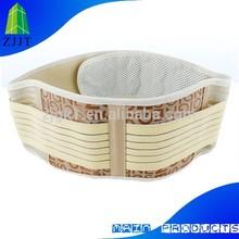 Comfortable Nano-tech waist protector/brace /belt with FDA manufacture